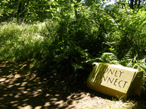 Ian Hamilton Finlay: Only Connect
